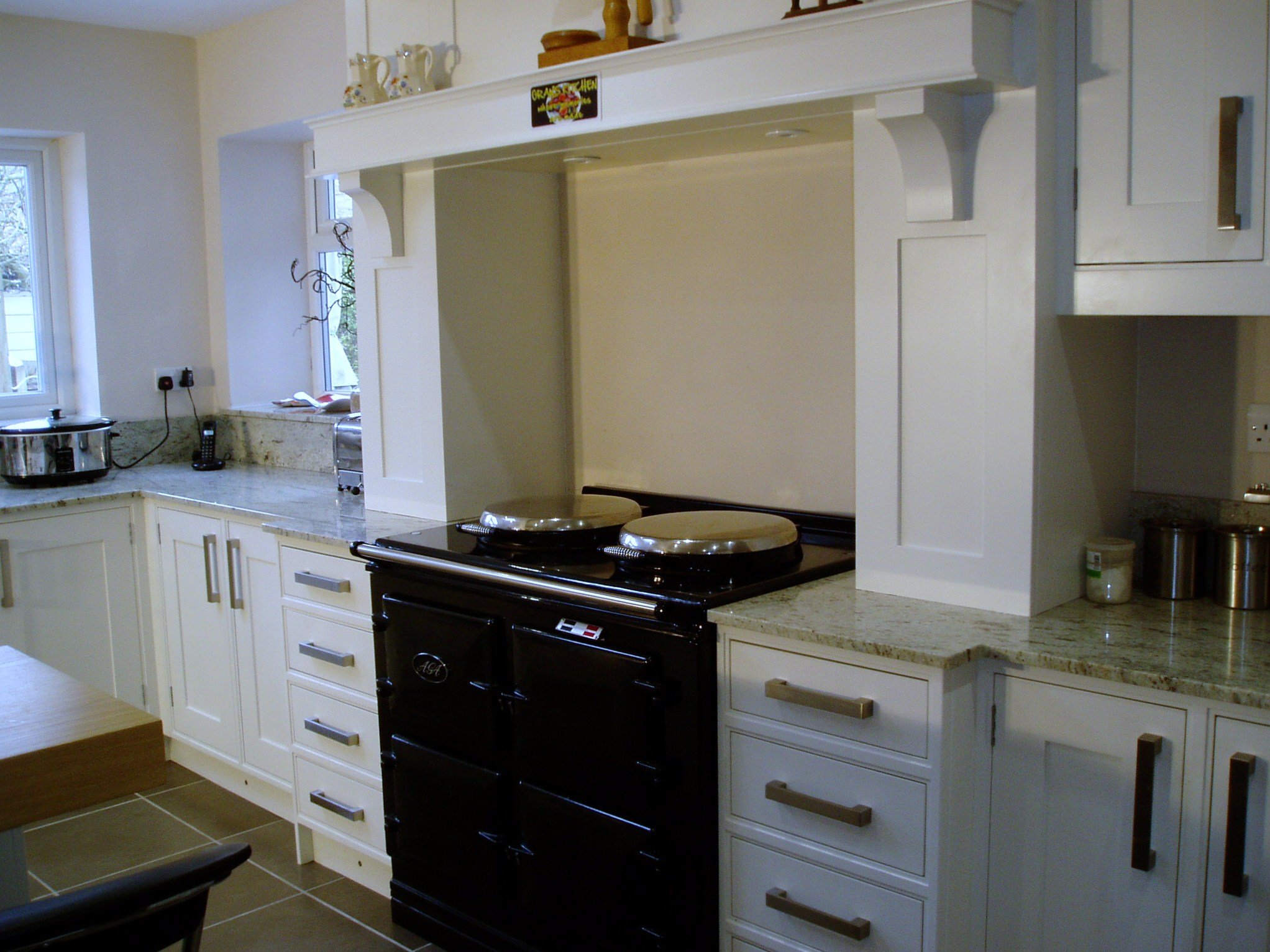 paint for kitchen cabinets uk new insulation shaker painted blisworth northants 001 24274