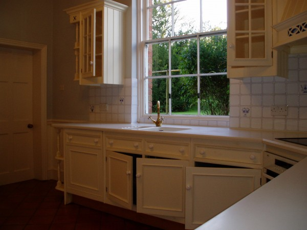 mark wilkinson Hand Painted Kitchen
