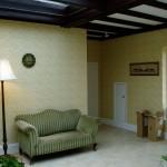 Draycote House interior