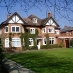 Draycote House exterior