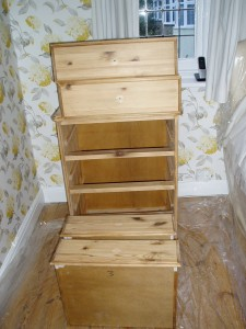 Ducal Pine Furniture Hand Painted 003