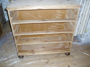 Ducal Pine Furniture Hand Painted 004