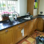 Hand Painted Kitchen, Barton Le Clay, Bedfordshire