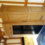 Hand Painted Bespoke Oak Clive Christian Kitchen UK, Northants, Bucks, Beds , Herts