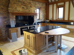 The Client Loved The Quality And The Design And Layout Of The Furniture And  Realalized It Would Cost Many Thousands Of Pounds To Replace With A New  Kitchen ...