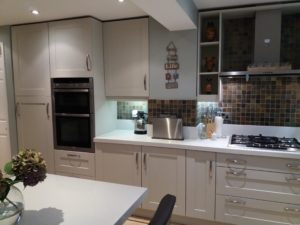 This Kitchen Was In Watford, Hertfordshire, It Was What We Would Call A  Vinyl Wrap Finish To The Doors U0026 Drawer Fronts. We Find That Some Of Our  Clients Who ...