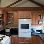 Hand Painted Limed Oak Kitchen , Bedfordshire