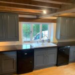 No ordinary kitchen painter in Blakesley, Northamptonshire