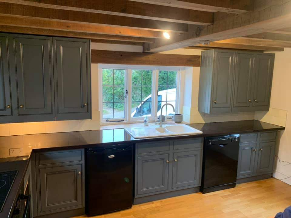 kitchen painter in Blakesley